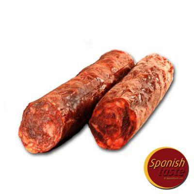 Chorizo 100% ibérique de Bellota Dehesa de Calvaches 500gr