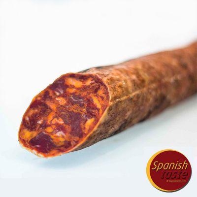 Chorizo ibérique Bellota 500gr Romero