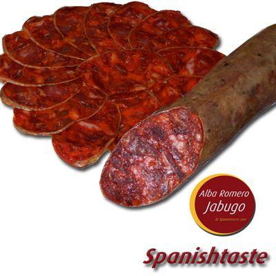 Chorizo Cular Bellota 500gr Romero Jabugo