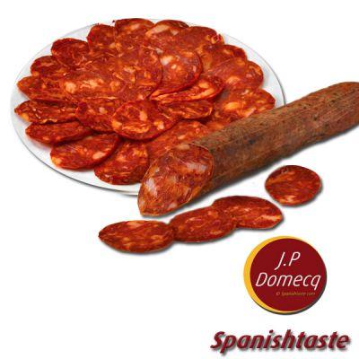 Chorizo ibérique Bellota 500gr Domecq