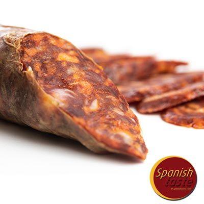 Chorizo Bellota 100% ibérique  La Jara