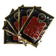 7 x 70gr de chorizo de Bellota en tranches
