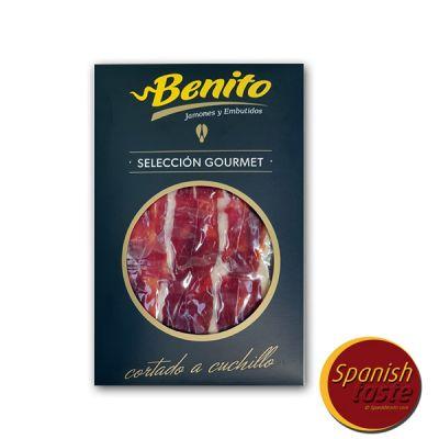 Paquet de jambon Etiqueta Negra Benito 100gr